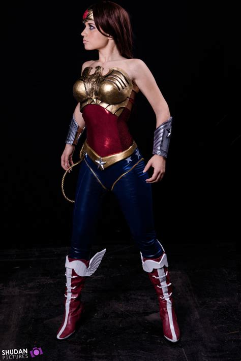 Imagenes De Wonder Woman Injustice | wonder woman injustice by joulii91 on deviantart