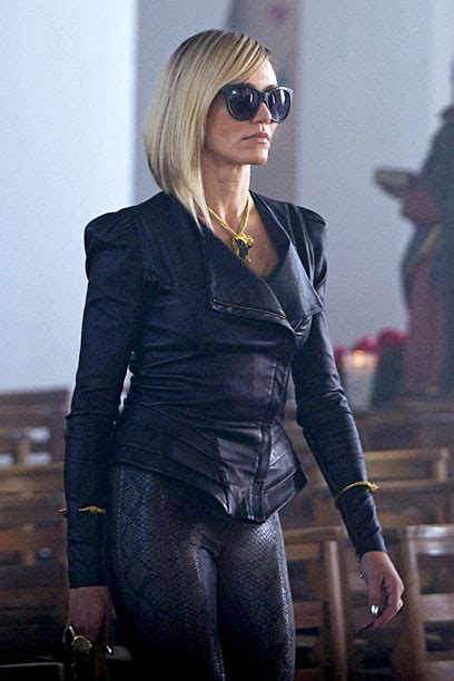 cameron diaz haircut in the counselor cameron diaz the counselor women of style pinterest