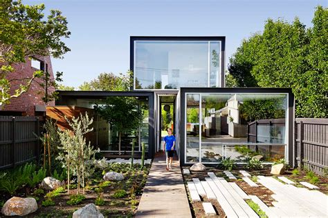 Home Designs 150k Melbourne That House By Maynard Architects Melbourne