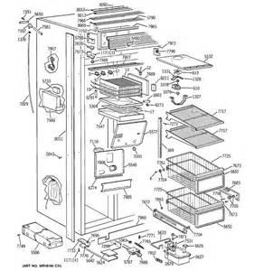 Refrigerator parts ge refrigerator parts general electric
