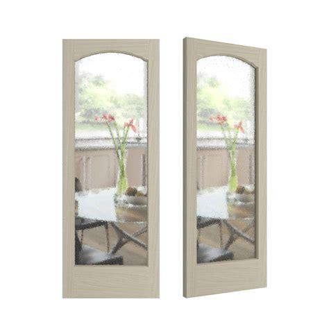 Patterned Glass For Doors Door Hourglass Patterned Glass Las Hardwoods
