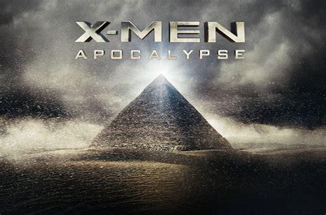 Xman Plakat by Apocalypse Concession Merchandise Shows New