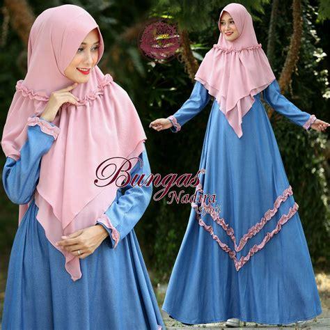 Nadira Gamis Syari baju muslim wanita terbaru jual busana muslim halaman 9