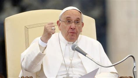 pope francis shakes up important congregation for bishops the two vatican pope tells priest to look up and think big