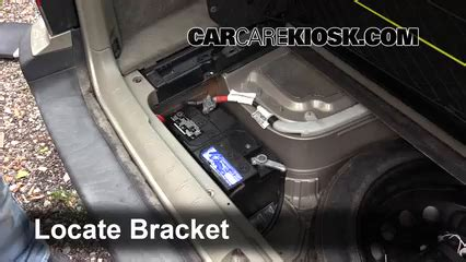 battery replacement   volvo   volvo  xc   cyl turbo