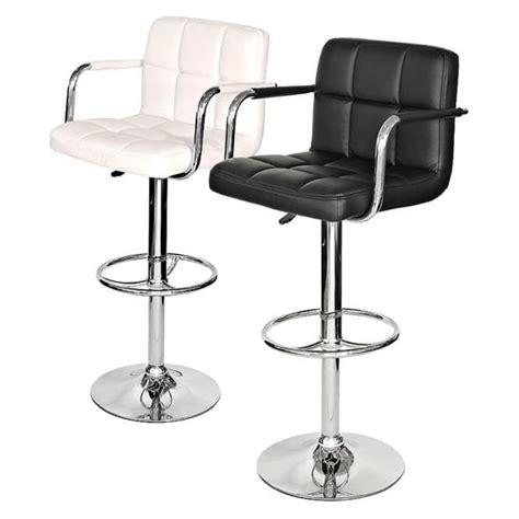 padded bar stools with arms padded seat bar stool with arms