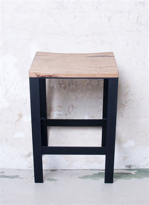 Stringy Stools by Stringy Steel Stool By Telegraph Road Handkrafted