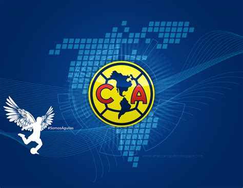 wallpaper america logo club america wallpaper
