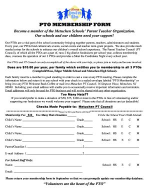 membership form template pdf free printable business forms templates fillable