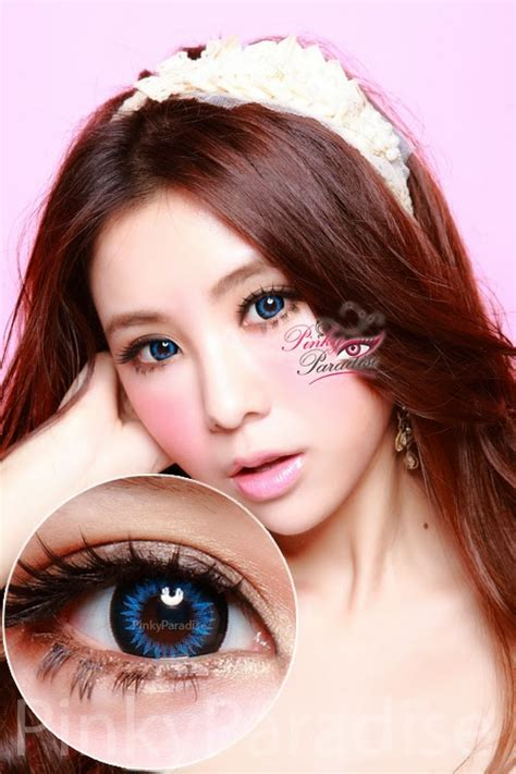 geo bella grey circle lenses colored contacts geo xtra wbs 202 bella blue circle contact lenses