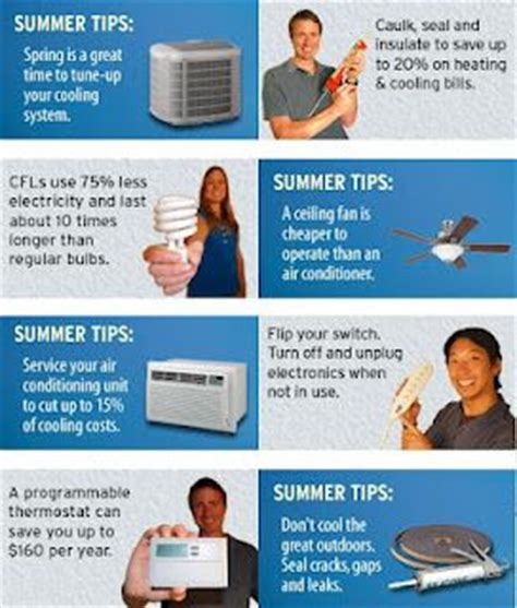 summer energy saving tips summer time energy saving tips savings