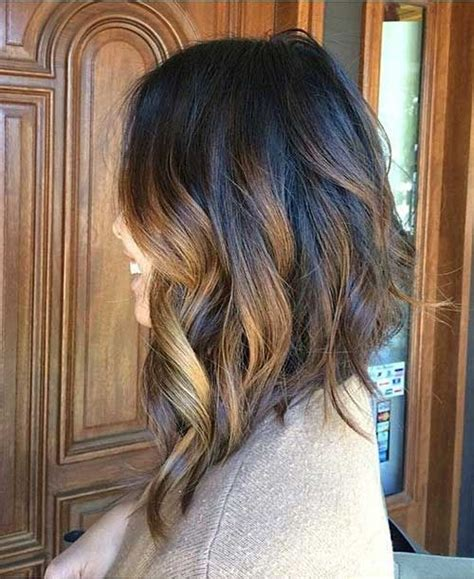 ways to style inverted bobs 17 best ideas about long angled bob hairstyles on