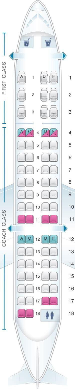canadair regional jet seating seat map us airways bombardier canadair regional jet 700