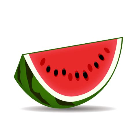 watermelon emoji watermelon emoji for email sms id 12545