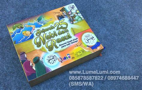 Buku Kisah Para Nabi Dan Rasul Jilid 1 7 buku parenting islami best seller flashcard hijaiyah