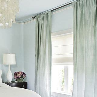 Hang Curtains Higher Than Window | made of metal hang your curtains high