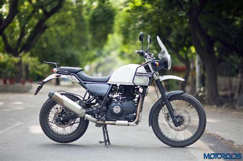Royal Enfield Himalayan Review : The High Born   Motoroids
