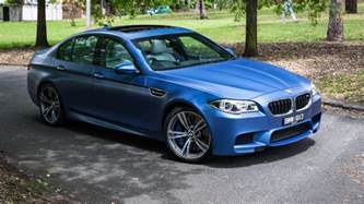 2016 bmw m5 review caradvice