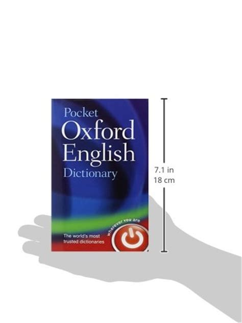 pocket oxford english dictionary 0199666156 pocket oxford english dictionary sporting goods team sports field hockey field hockey goals