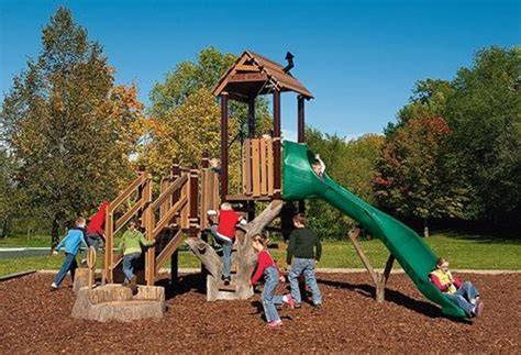 Landscape Structures Hemisphere Climber Nature Inspired Playgrounds Landscaping Network
