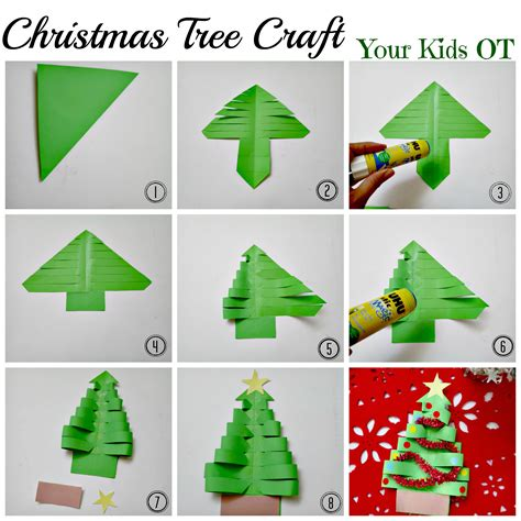 elementary school christmas tree crafts your ot your ot