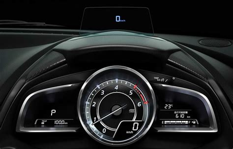 is mazda foreign 2015 mazda2 head up display autonetmagz review mobil