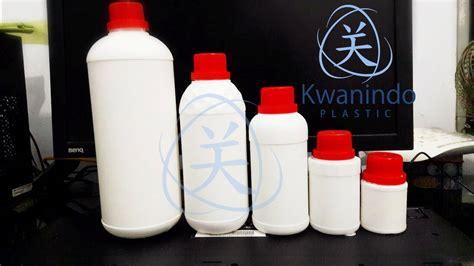 Plastik Kemasan Pupuk botol pupuk 250ml cv kwanindo plastic
