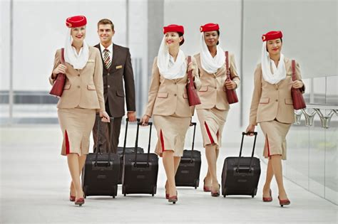 Dubai Airlines Cabin Crew by Service With More Than Just A Smile Of The Crop