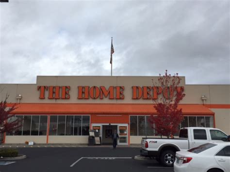the home depot in klamath falls or whitepages