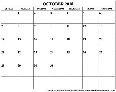 october 2018 french printable monthly calendar template including