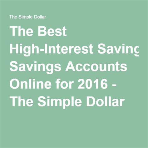 best interest savings account 1000 ideas about savings accounts on