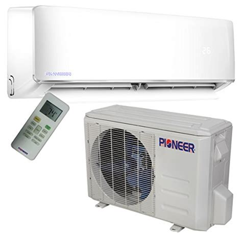 pioneer ductless mini split air conditioner heat pump pioneer air conditioner inverter ductless wall mount