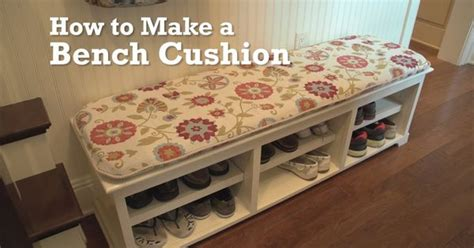 how to make a bench cushion without sewing how to make a bench cushion without sewing 28 images
