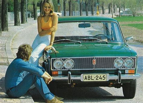 Modern Lada Classic Ad Classic The Cars Of The Soviet Union Nyet