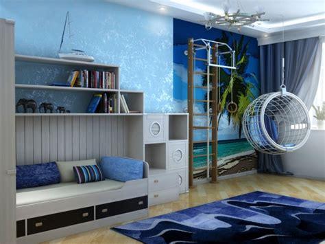 chambre enfant marin chambre enfant bleu et d 233 co aux accents color 233 s