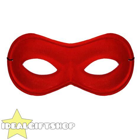 Makser Mata Eye Mask eye mask burglar fancy dress costume accessory ebay