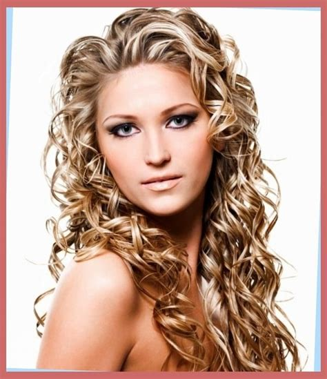 Types Of Perms For Hair With Pictures by Different Perms For Hair With Regard To Really