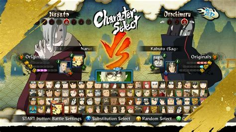 download mod game naruto storm revolution download pack mod naruto ninja storm iii d60 costumes