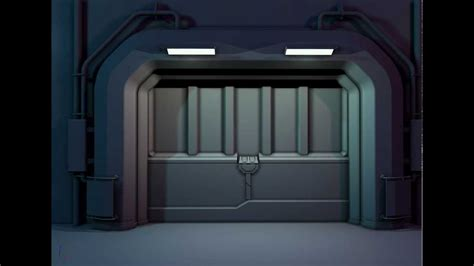 Doors Ship by Space Ship Door Test