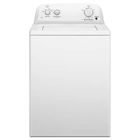 laundry lowes shop roper 3 5 cu ft high efficiency top load washer