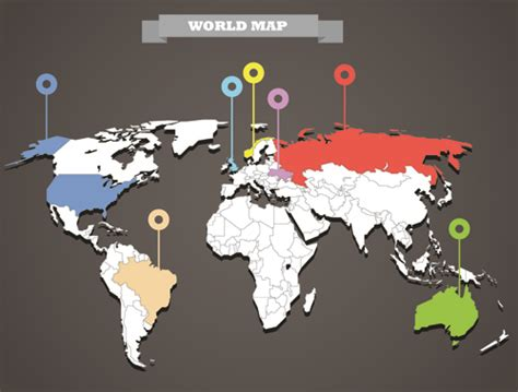 map designer free free infographics design vector elements vector graphics