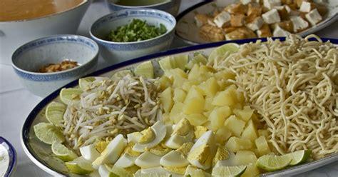 indonesian medan food mie rebus medan medan noodles
