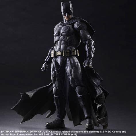 Figure Play Arts Ww Batman Vs Superman batman vs superman play arts figures by square enix actionfiguresdaily