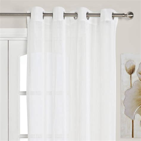 voile eyelet curtains cheap chenille stripe eyelet voile