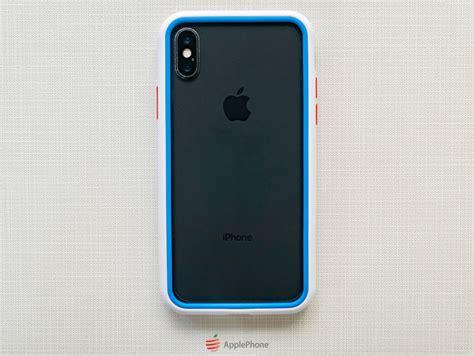 開箱 犀牛盾 iphone xs max xr xs x 8 7 plus mod nx 邊框背蓋兩用防摔殼 蘋果瘋 applephone 痞客邦