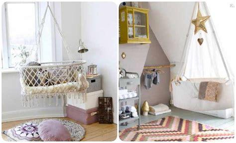 cuna colgante 10 habitaciones de beb 233 creativas y modernas