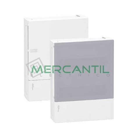 cuadros electricos schneider cuadro de superficie mini pragma 2 filas 24 modulos