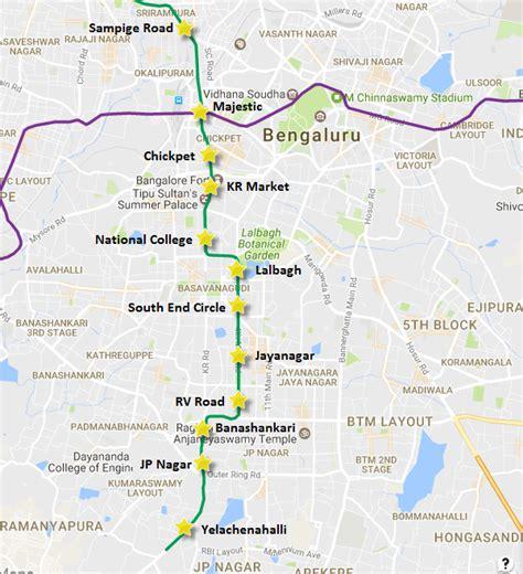 kempegowda layout update kmhouseindia bengaluru namma metro phase i president