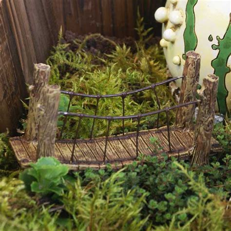 Garden Accessories Miniature Garden Accessories Fiddlehead Houses And