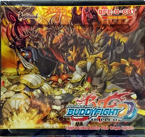 bfe d cbt d climax fighters booster box